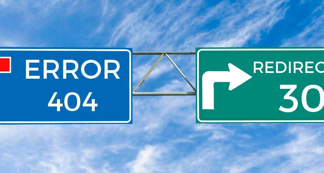 Instrucción 301 para redirigir correctamente a tus visitas